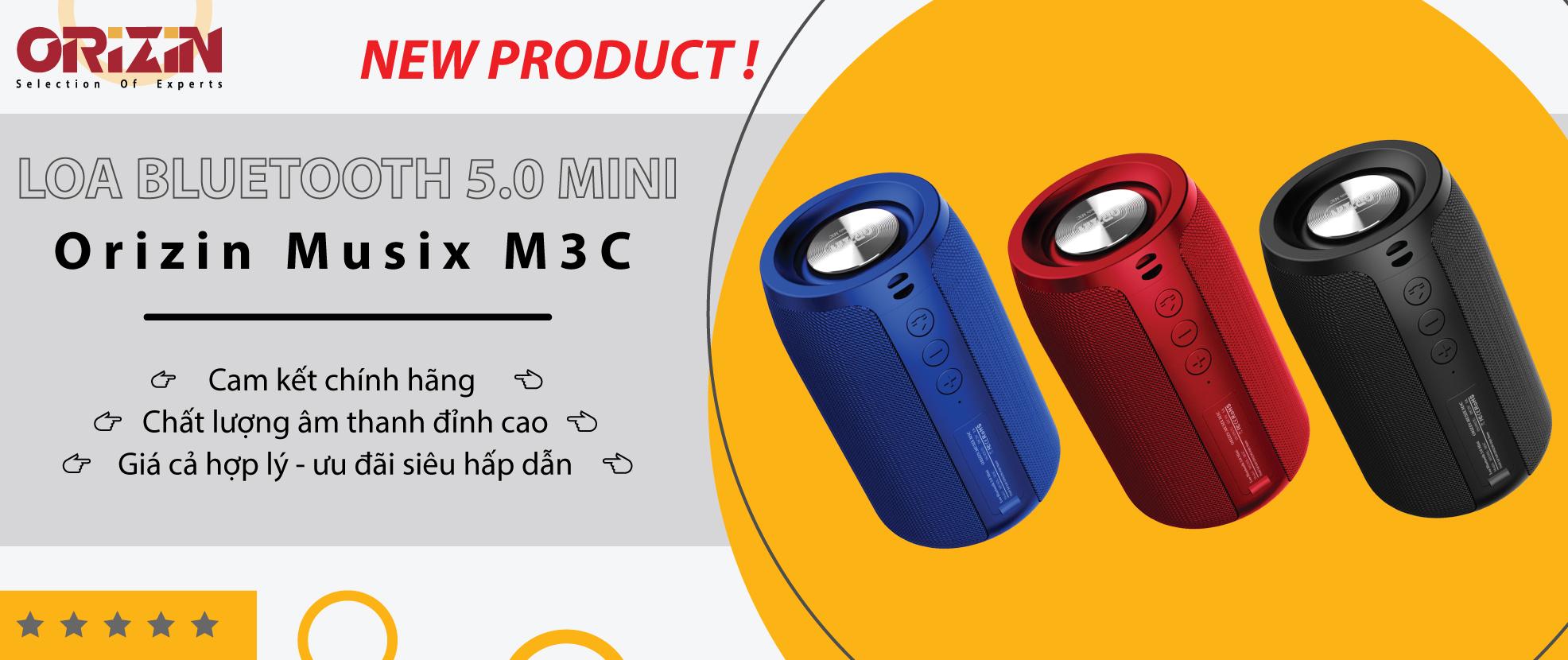 Orizin Music Box M3c