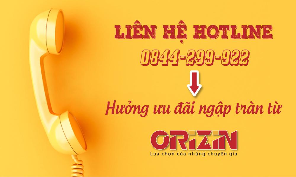 Cơ hội hợp tác cùng Orizin toàn cầu