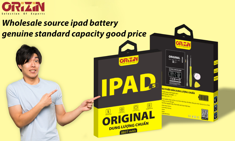 Wholesale Source Ipad Standard Capacity Genuine Battery Good Price
